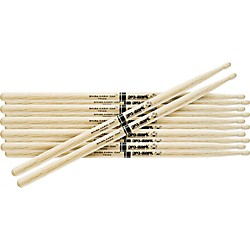 PROMARK 6-Pair Japanese White Oak Drumsticks (PWJZW-6PK)