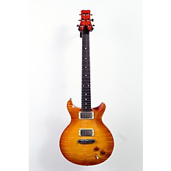 PRS DC 22 Figured Top with Moon Inlays  Electric Guitar (USED005003 MFM2F-HAILS_LE)