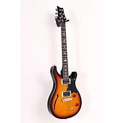 PRS SE Custom Semi-Hollow Electric Guitar (USED005031 CMSHTC-LB)