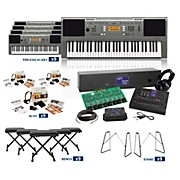 Yamaha PSR-E353 61-Key LC4 Keyboard Lab