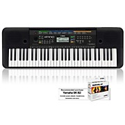 Yamaha PSRE253 61-Key Portable Keyboard