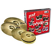"""Paiste PST 3 Limited Edition Universal Cymbal Set with Free 18"""" Crash"""