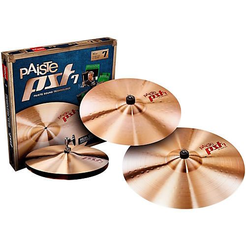 Paiste PST 7 Heavy Rock Set-thumbnail
