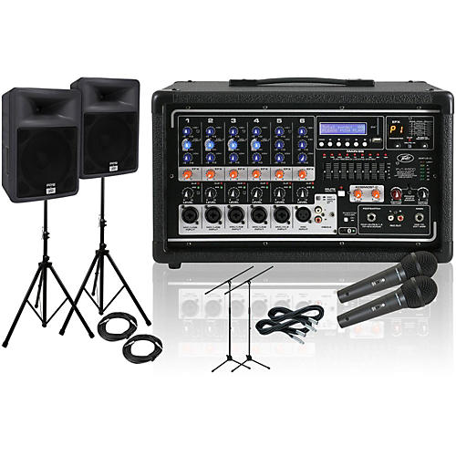 Peavey PVi 6500/PR 12 PA Package-thumbnail