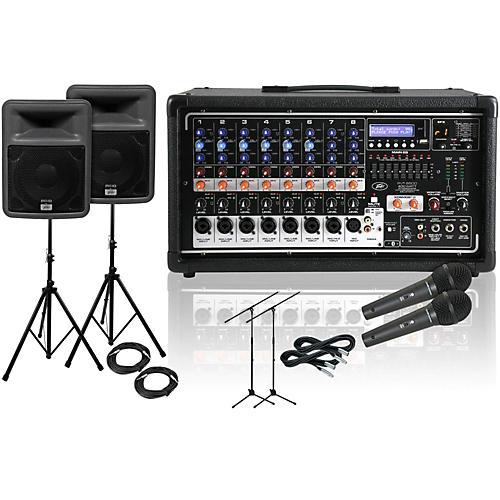 Peavey PVi 8500/PR 10 PA Package-thumbnail