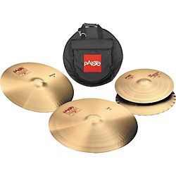 Paiste 2002 Cymbal Pack (Kit-444817)