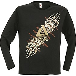 Paiste Alpha Thorn Tribal Women's Long Sleeve Shirt (PRM3009)