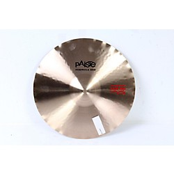 Paiste Formula 602 Series Sound Edge Hi-Hat Bottom (USED006001 1043314)