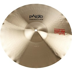 Paiste Formula 602 Series Sound Edge Hi-Hat Bottom (1043314)