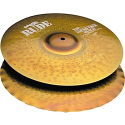 Paiste Rude Sound Edge Hi-Hat Cymbals (CY0001123114)