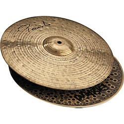 Paiste Signature Series Dark Energy MKI Hi-Hat Cymbal Pair (CY0004803714)