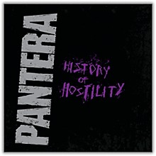 Pantera - History Of Hostility Vinyl LP