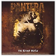 Pantera - <i>Far Beyond Driven</i> 180 Gram Vinyl 2 LP