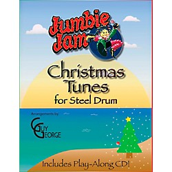 Panyard Jumbie Jam Christmas Tunes for Steel Drum (Book) (W5504)