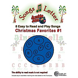 Panyard Jumbie Jam Songs by Letter Song Book - Christmas (W5515)