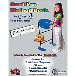 Panyard Jumbie Jam Steel Pan Method Book 3 (W5524)
