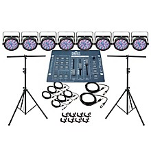 CHAUVET DJ Par 56 8 Light System