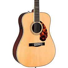 Fender Paramount Series PM-1 Limited Adirondack Dreadnought, Rosewood Acoustic-Electric Guitar