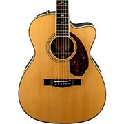 Fender Paramount Series PM-3 Deluxe 000 Orchestra Acoustic-Electric Guitar