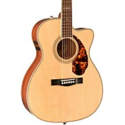 Fender Paramount Series PM-3 Limited Edition Mahogany Triple-0 Acoustic-Electric Guitar
