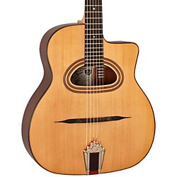 Paris Swing Model 42 D-Hole Gypsy Jazz Acoustic Guitar (GG-42)