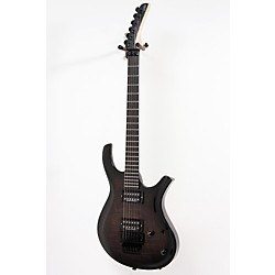 Parker Guitars DF722FR Maxx Fly with Floyd Rose Electric Guitar (USED005001 DF722FRBB)