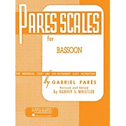 Hal Leonard Par¨s Scales For Bassoon