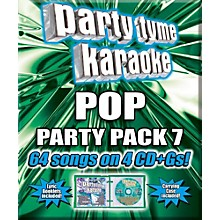 Universal Music Group Party Tyme Karaoke - Pop Party Pack 7 [4CD]