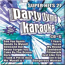 Universal Music Group Party Tyme Karaoke - Super Hits 27