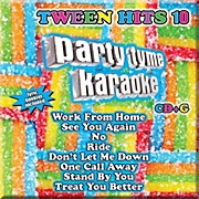Universal Music Group Party Tyme Karaoke - Tween Hits 10