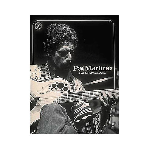 REH Pat Martino - Linear Expressions for Guitar Book-thumbnail