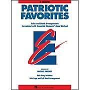 Hal Leonard Patriotic Favorites Bb Trumpet