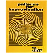 Jamey Aebersold Patterns for Improvisation Book