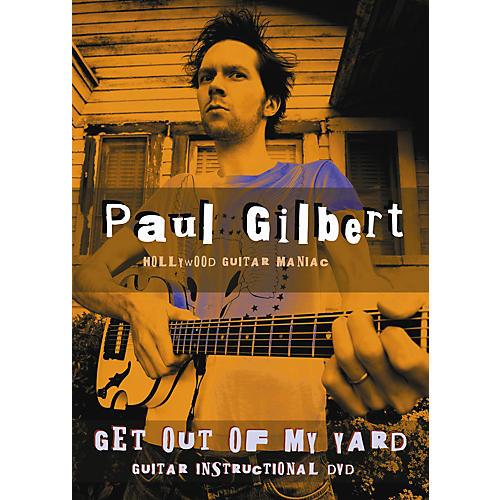 Alfred Paul Gilbert - Get Out Of My Yard DVD-thumbnail