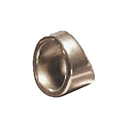 "Peaceland Guitar Ring 1"" Stainless Steel Guitar Ring Slide (S3110KR)"