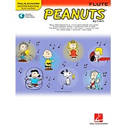 Hal Leonard Peanuts for Flute - Instrumental Play-Along Book/CD