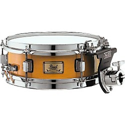Pearl 6-Ply Maple Shell Snare Drum with ISS Mount (M1040114)