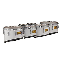 Pearl Championship Shallow Cut Marching Sextet Tom Set 6, 6, 8, 10, 12, 13 (PSMT-668023N/A33)