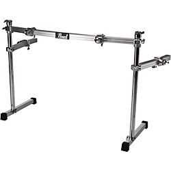 Pearl Compact Icon Curved Bar Rack System (DR503CXP K)