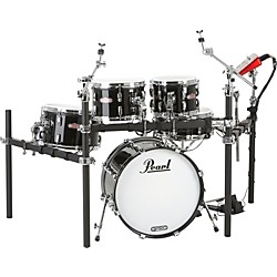 Pearl E-Pro Live Electronic Acoustic Drum Set Without Cymbals (EPLX205464)