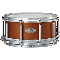 Pearl Free Floating Mahogany/Maple Snare Drum (FTMMH1465)