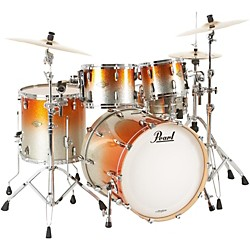 Pearl MCX924 Masters Custom 4-Piece New Fusion Shell Pack (MCX924XSP/C365)