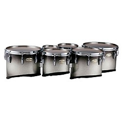 Pearl Maple Carbon Core Marching Tenors Shallow Cut Sextet Set (Drums & Spacers Only) (PSIC680234N/A368)