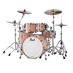 Pearl Masters MCX Series 4-Piece Shell Pack (MCX924XP/C807-KIT)