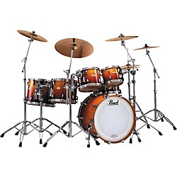 Pearl Masterworks Limited Edition 6 piece Drumset (Kit-447909)