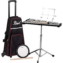 Pearl PK-900C Percussion Kit & Case with Wheels (PK-900C)
