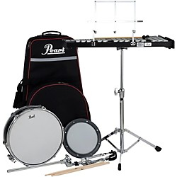 Pearl PL-900C Percussion Learning Center & Case with Wheels (PL-900C)
