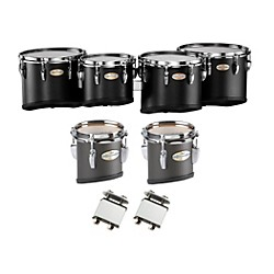 Pearl PMTC-660234 Championship Carbonply Marching Sextet Tom Set (PMTC-660234N/A301-KIT)