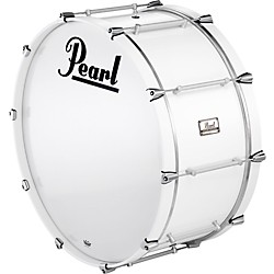 Pearl Pipe Band Bass Drum with Tube Lugs (BDP2612109)