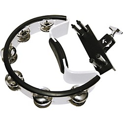 Pearl Quick-Draw Mounted Tambourine with Steel Jingles (PTM10SH)